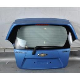 Portellone bagagliaio posteriore Chevrolet Spark dal 2009 al 2016