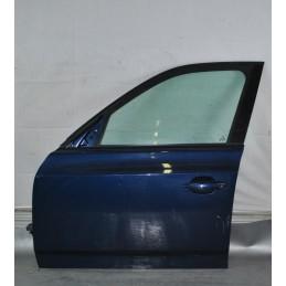Portiera sportello anteriore SX BMW X3 E83 dal 2003 al 2010