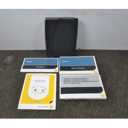 Libretto Uso E Manutenzione Renault Megane  dal 2008 al 2016