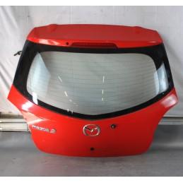 Portellone bagagliaio posteriore Mazda 2  dal 2007 al 2014
