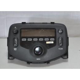 Autoradio Radio CD  Citroen C1   Dal 2005 al 2014