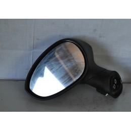 Specchietto retrovisore esterno SX Fiat Grande Punto dal 2005 al 2012 Cod. 021046
