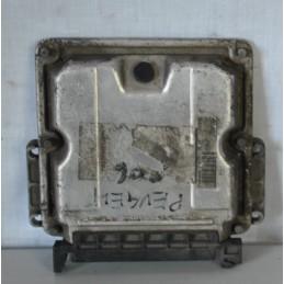Centralina Motore ECU Peugeot 206  dal 1998 al 2010 cod : 9637089980