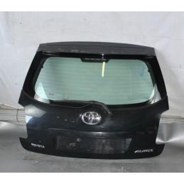 Portellone bagagliaio posteriore Toyota Auris Dal 2007 al 2012