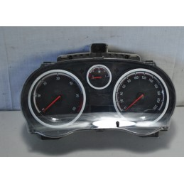 Strumentazione Completa  Opel Corsa D  dal 2006 al 2014 cod. 1491807