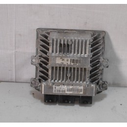 Centralina motore ECU Citroen C3 1.4 HDI dal 2003 al 2012 codice: 5WS40021J-T