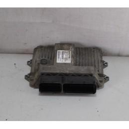 Centralina motore Ecu  Fiat Punto 188 1.3 D Dal 1999 al 2003 Cod. 55195817
