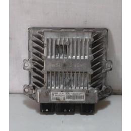 Centralina motore ECU Citroen C3 1.4 HDI dal 2003 al 2012 codice: SW9654925380