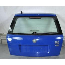 Portellone bagagliaio posteriore Skoda Fabia dal 1999 al 2007