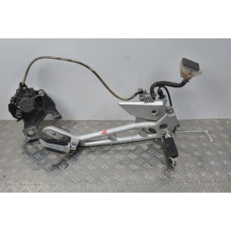 Pedana Freno Suzuki GSR 600...