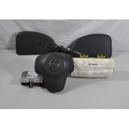 Kit Airbag Opel Astra H Dal...