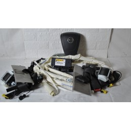 Kit Airbag Opel Meriva A...