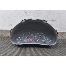Strumentazione contachilometri Peugeot 206 dal 2005 al 2012 cod. 9648837080