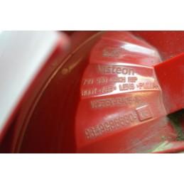 Fanale stop posteriore SX Peugeot 207 dal 2006 al 2009 cod: 9649986680-02