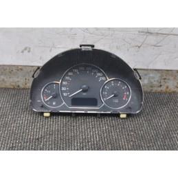 Strumentazione contachilometri Peugeot 1007 1.4 / 1.6 dal 2005 al 2010 Cod 9658241580