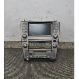Monitor display + comandi clima Lancia Thesis dal 2002 al 2009 cod : 735377324