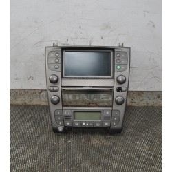 Monitor display + comandi clima Lancia Thesis dal 2002 al 2009 cod : 735377324