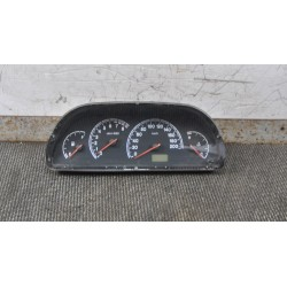 Strumentazione Contachilometri Fiat Palio 1.2 dal 1997 al 2002 cod. 06063460170