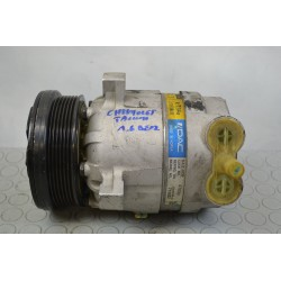 Compressore AC clima Chevrolet Tacuma 1.8b serie 2000 2009 cod 070351 715022