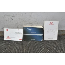 Libretto Di Uso e Manutenzione Kia Ceed dal 2006 al 2012