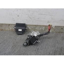 Kit chiave accensione avviamento Yamaha Majesty 400 dal 2004 al 2008 cod : 5RU50