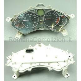 Carena portatarga posteriore + passaruota Yamaha Xenter 125 / 150 '11 - '17