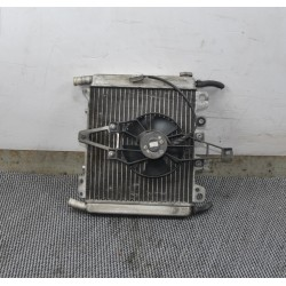 Radiatore + elettroventola Aprilia Scarabeo 250 dal 2006 al 2012