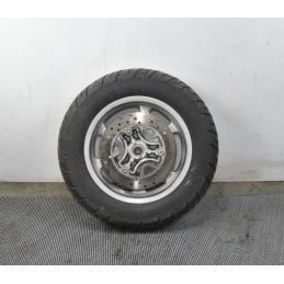 Cerchio posteriore + gomma e disco Yamaha Tricity 125 dal 2014 al 2019