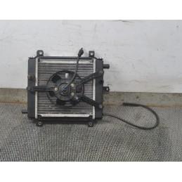 Radiatore + elettroventola Kymco Xciting 300 i R dal 2007 al 2014
