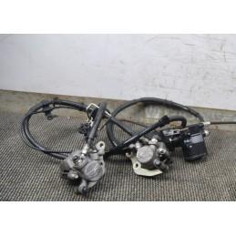 Blocco motore Aprilia Sportcity 125 dal 2008 al 2012 cod motore : M287M ( con 30108 Km )